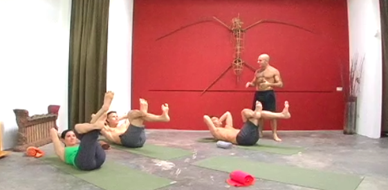 Class 10 – Yoga for Abs