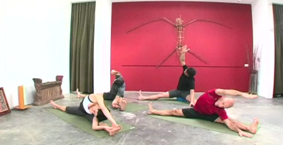 Class 11 – Side Stretching | Side Bending