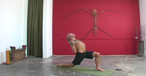 Class 9 – Prana-Shakti Flow (Intermediate Rigorous Flow)