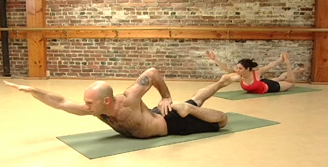 Class 16 – All Levels Vinyasa