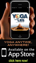 Yoga With Les - myyogaminute.com