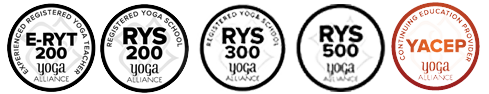 YOGA ALLIANCE APPROVED TEACHER TRAINING