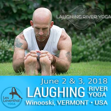 Les Leventhal Yoga Workshop USA Vermont