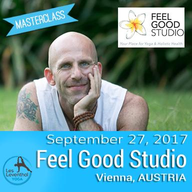 Yoga Austria Les Leventhal Yoga Masterclass