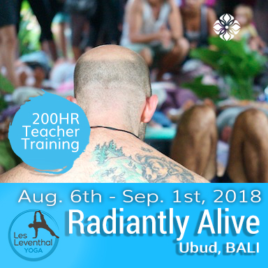 200HR Yoga Teacher Training Indonesia