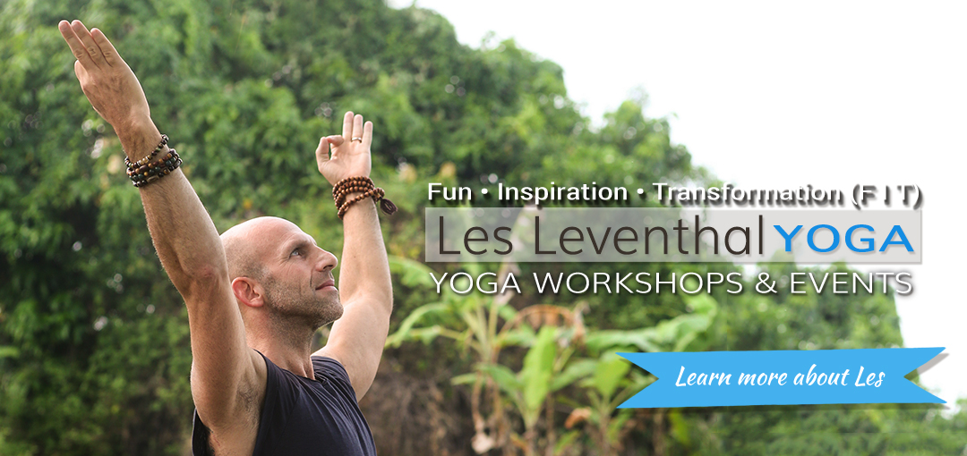 Les Leventhal Travel Schedule