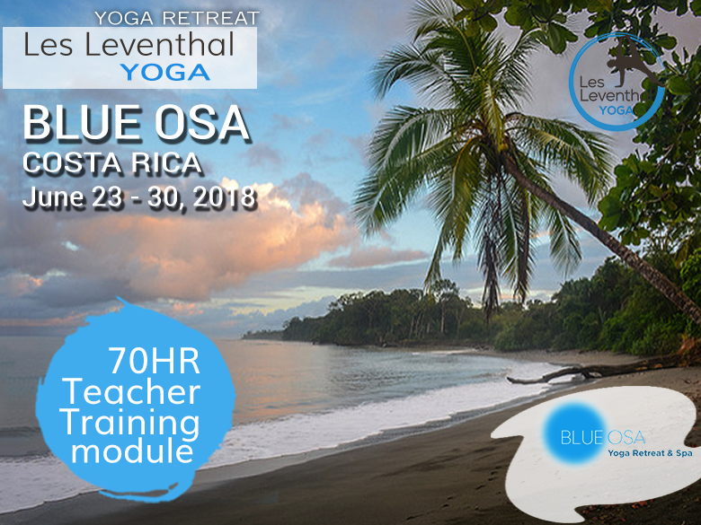 Les Leventhal Yoga Costa Rica Retreat