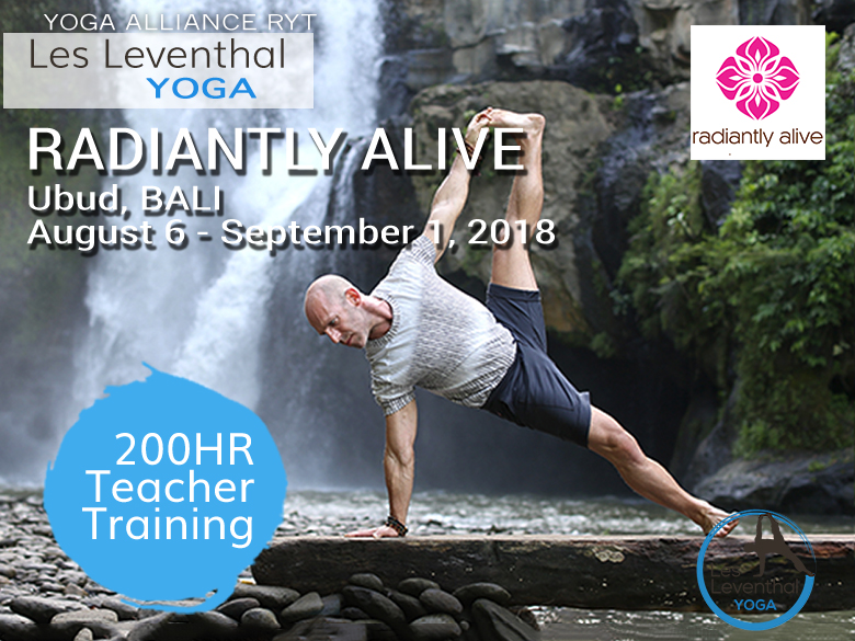 Les Leventhal Yoga 200 Hour Teacher Training