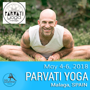 Les Leventhal Yoga Workshops Spain