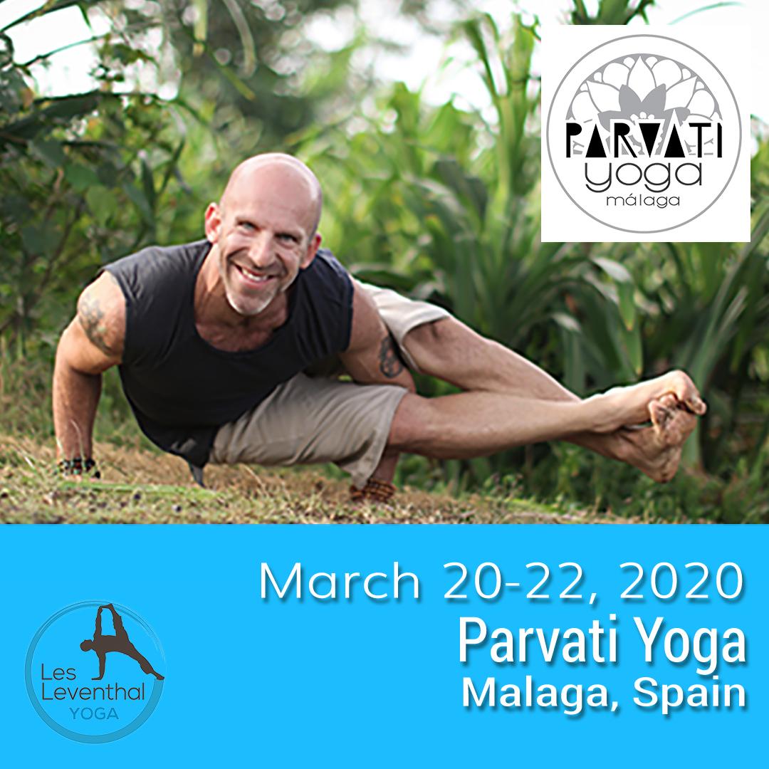 Malaga Yoga Les Leventhal